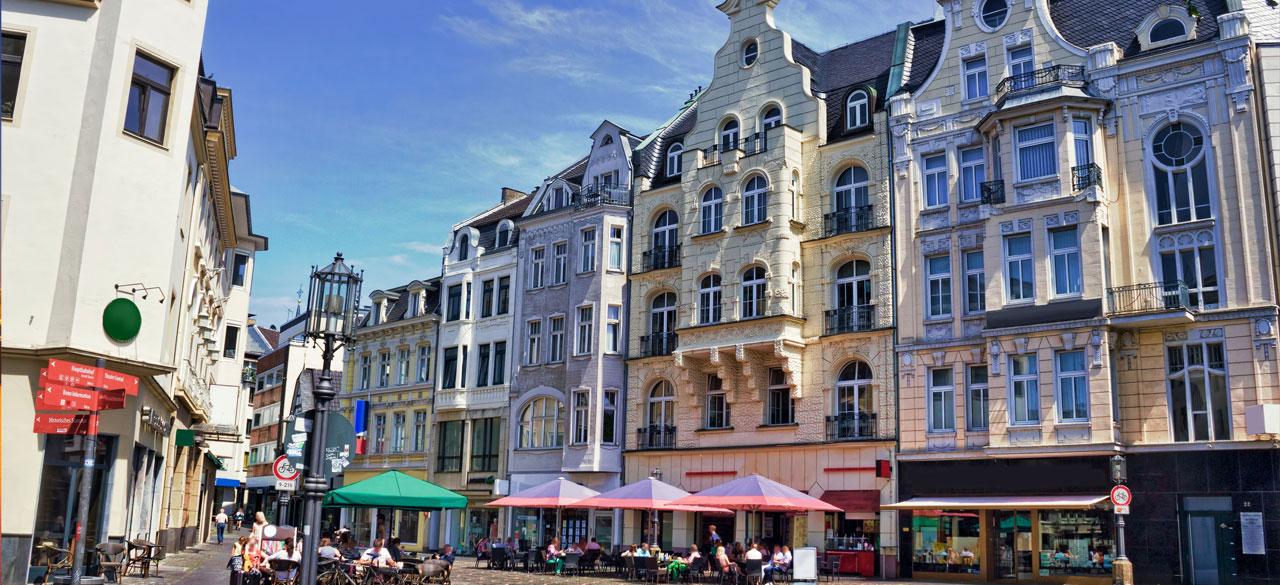 Haus • Wohnung • Gewerbeimmobilie in Bonn kaufen Ihr